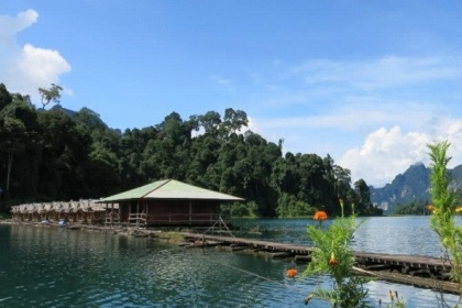 Khao Sok Nationalpark in Thailand