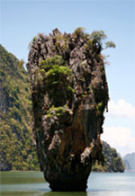 June Bahtra cruise - Spirit of Phang Nga Bay daycruise, The south, Thailand