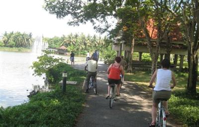 bangkok fahrrad